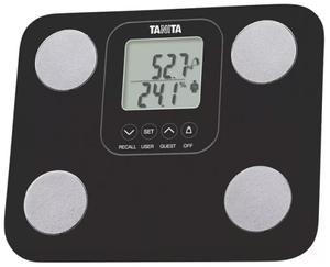 Весы напольные Tanita BC-730S черный