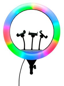 LED Лампа CXB-RGB 460, 45см с ПДУ + штатив