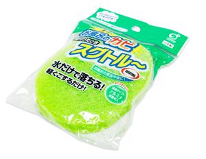 Губка для ванной для удаления плесени, зеленая Okazaki