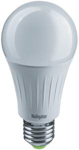 Navigator лампа ЛОН NLL-A60-15-230-4K-E27 40/10шт