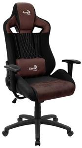 Игровое Кресло Aerocool EARL Burgundy Red [4710562751321]