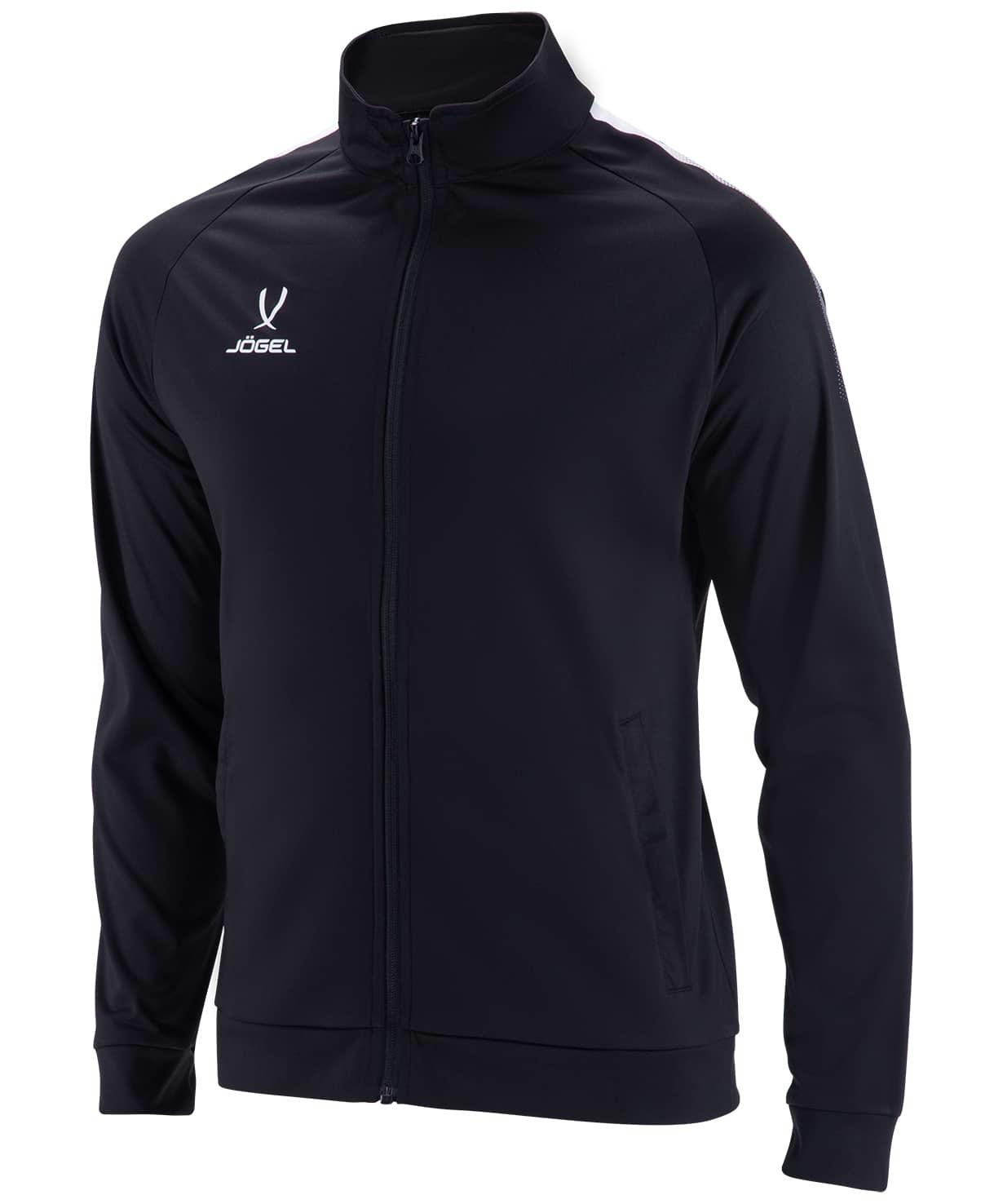 Олимпийка детская CAMP Training Jacket FZ, черный