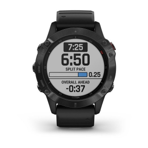 Смарт-часы Garmin Fenix 6 черный