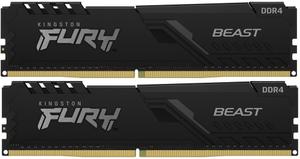 Оперативная память Kingston FURY [KF432C16BBK2/16] 16 Гб DDR4