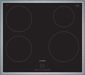 Индукционная варочная поверхность Bosch PUE64RBB5E черный