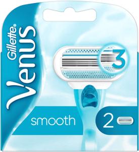 Сменные кассеты для бритья VENUS 2шт GILLETTE