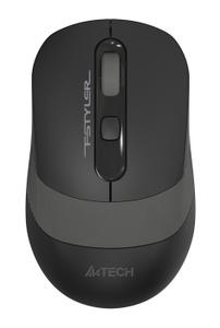 Мышь беспроводная A4Tech Fstyler FG10 черный