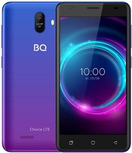 Смартфон BQ 5046L Choice LTE 16 Гб фиолетовый