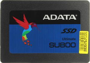 Накопитель SSD ADATA Ultimate SU800 ASU800SS-256GT-C 256 Гб