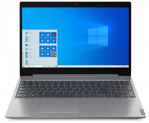Ноутбук Lenovo IdeaPad L3 15IML05 (81Y3001QRK) серебристый
