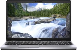 Ноутбук DELL Latitude 5510 (5510-6797) серый