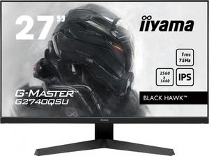 """Монитор Iiyama G-Master [G2740QSU-B1] 27"""" черный"""
