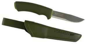 Нож Morakniv Bushcraft Forest (12356) зеленый