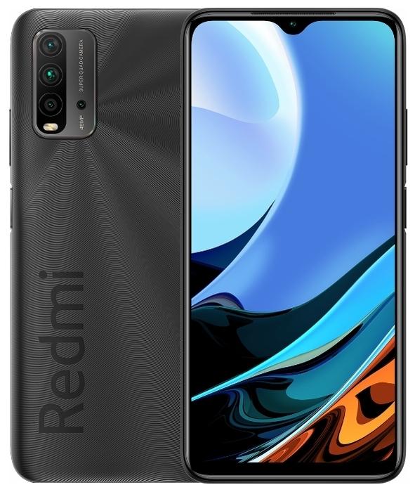 Смартфон Xiaomi Redmi 9T 64 Гб черный