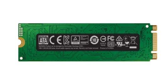 Накопитель SSD Samsung 860 EVO MZ-N6E500BW 500 Гб