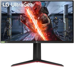 """Монитор LG UltraGear 27GN850-B 27"""" черный"""