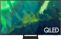 """Телевизор QLED Samsung 75"""" QE75Q70AAUXRU черный/Ultra HD/WiFi/Smart TV, замена платы"""