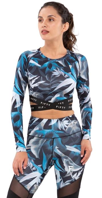 Женская футболка с длинным рукавом Lily FA-WL-0205-978, с принтом