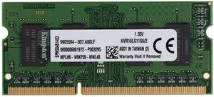 Оперативная память Kingston [KVR16LS11S6/2] 2 Гб DDR3