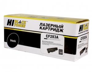 Картридж Hi-Black CF283A, 1,5К