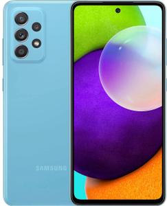 Смартфон Samsung Galaxy A52 256 Гб голубой