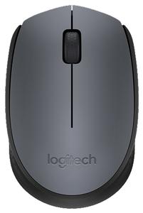 Мышь беспроводная Logitech M171 серый