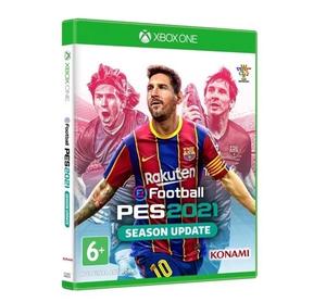 Игра на Xbox One PES 2021 Season Update [Xbox One, русские субтитры]