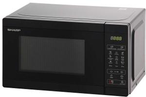 Микроволновая печь Sharp R6800RK черный