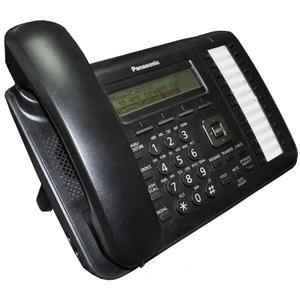 Panasonic KX-NT543RUB <Black> системный IP телефон