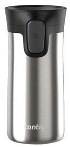 Термокружка Contigo Pinnacle 0.3л. (2104580) серебристый