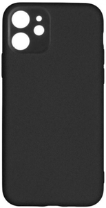 Клип-кейс Alwio для iPhone 11, soft touch, чёрный (ASTI11BK)