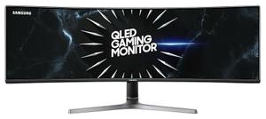 """Монитор Samsung [C49RG90SSI] 48,8"""" черный"""