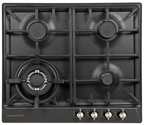 Газовая варочная панель Zigmund & Shtain G 12.6 B черный