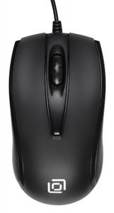 Мышь проводная Oklick 325M черный