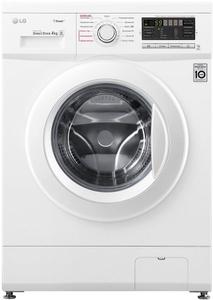 Стиральная машина LG F1096SDS0 белый (после замены передней панели)