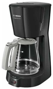 Кофеварка капельная Bosch TKA3AO33 черный