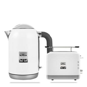 Чайник электрический Kenwood ZJX740WH + KenWood TCX751WH тостер белый