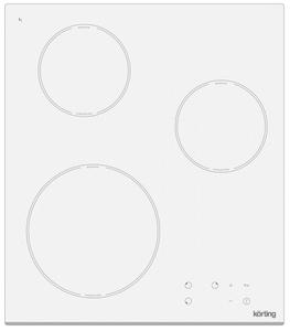 Индукционная варочная поверхность Korting HI 42031 BW белый
