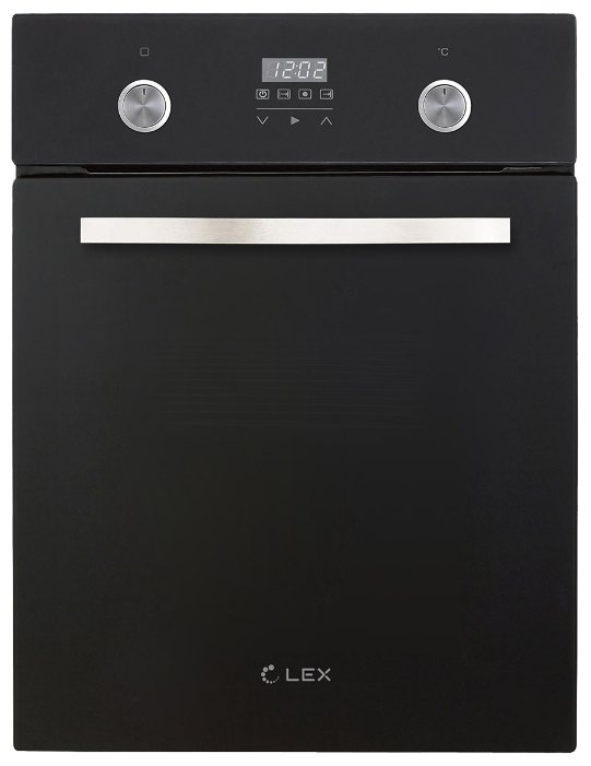 Духовой шкаф LEX EDP 4590 BL Matt Edition черный