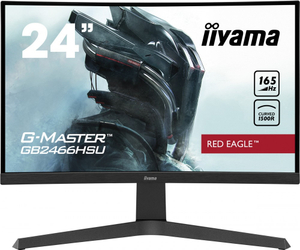 "Монитор Iiyama Red Eagle [GB2466HSU-B1] 23,6"" черный"