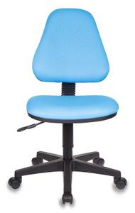 Кресло детское Бюрократ KD-4 голубой