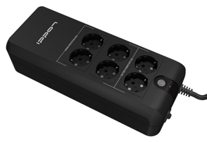 ИБП UPS 400VA Ippon Back Verso 400 +защита телефонной линии