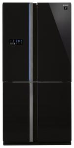 Холодильник Sharp SJ-FS97VBK черный