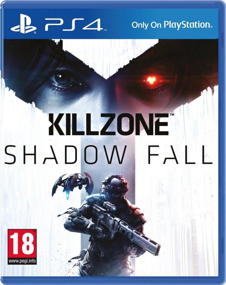 Игра на PS4 Killzone: В плену сумрака [PS4, русская версия]