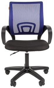 Кресло офисное Chairman 696 LT синий
