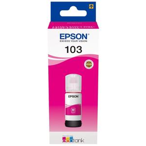 Контейнер с пурпурными чернилами EPSON для L3100/3101/3110/3150/3151