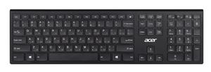 Клавиатура беспроводная Acer OKR020 черный