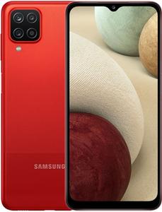 Смартфон Samsung Galaxy A12 128 Гб красный