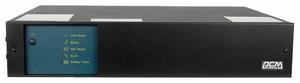 ИБП UPS 1200AP PowerCom King Pro RM <KIN-1200AP RM 2U> Rack Mount  2U +ComPort+USB+защита телефонной  линии/RJ45, отсутствуют АКБ