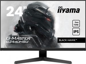 "Монитор Iiyama [G2440HSU-B1] 23,8"" черный"